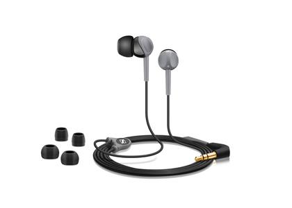 Sennheiser Dynamic Ear-Canal Earphones CX 200 STREET II Black