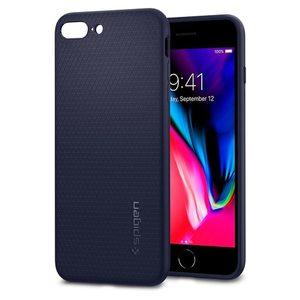 Spigen iPhone 8/7 Case Liquid Air Midnight Blue