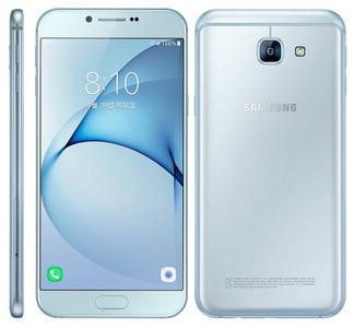 Samsung Galaxy A8 2016 Dual Sim (4G  32GB  Blue)