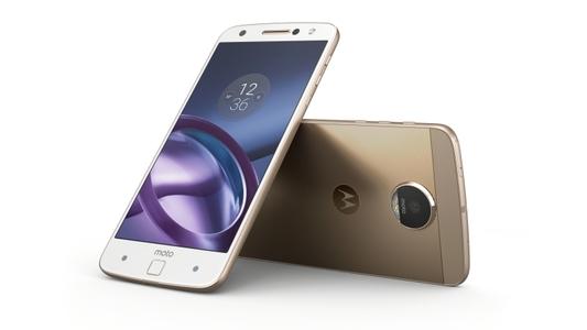 Motorola Moto Z2 Play Verizon (4G  3GB RAM  32GB  Gold) American Used Stock