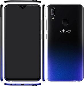 Vivo Y95 Dual Sim (4GB  64GB  Starry Black) 1 Year Official Warranty