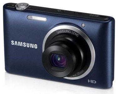 Samsung ST72 16.2MP 3-inch TFT LCD Digital Camera (Black)