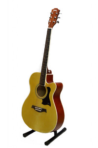 Jankro Italian 41 Acoustic Guitar (Natural)