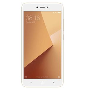 Xiaomi Note 5A Dual Sim (4G  2GB RAM ROM 16GB  Gold) Official Warranty