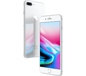 Apple iPhone 8 Plus (4G  64GB  Silver)