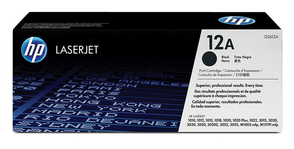 HP 13A Laserjet Black Laser Toner Cartridge (Q2613A)
