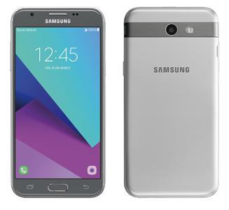 Samsung Galaxy J3 (2017) (16GB - Grey)