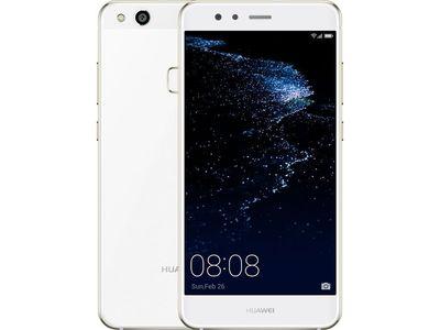Huawei P10 Lite Dual Sim (4G  4GB RAM  32GB ROM  Pearl White) American Used Stock