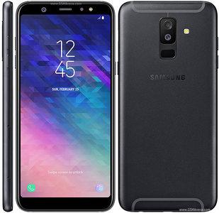 Samsung Galaxy A6 (2018) A600FD Dual Sim (4G  3GB RAM  32GB ROM  Black)