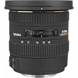 Sigma 10-20mm f/3.5 EX DC HSM Autofocus Zoom Lens For Canon