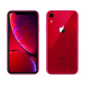 Apple iPhone XR Dual Sim (4G  64GB  Red)