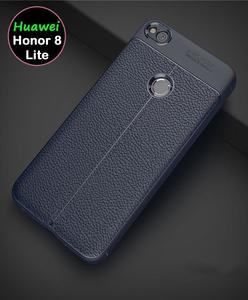Huawei Honor 8 Lite Cover - Blue Case