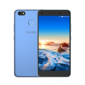 Tecno SPARK Pro Dual Sim (4G  2GB  16GB  Coral Blue) 1 Year Official Warranty