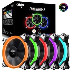 Aigo R5 5PCS RGB FAN