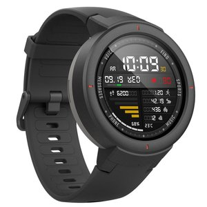 Xiaomi Amazfit Verge Smart Watch (Grey)