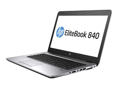 HP 3CQ75UT#ABA Elitebook 840 G3 14 Notebook - Windows 10 - Intel Core i7 2.5 GHz - 8 GB RAM - 256 GB SSD  Silver (Certified Refurbished)