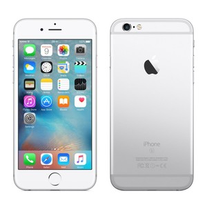 Apple iPhone 6S (16GB  Silver)