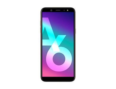 Samsung Galaxy A6 (2018) A600FD Dual Sim (4G  3GB RAM  32GB ROM  Gold)