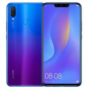 Huawei Nova 3i Dual Sim (4G  4GB RAM  128GB ROM  Iris Purple) Official Warranty