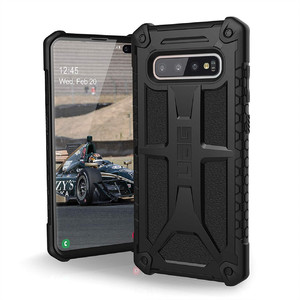 UAG Samsung Galaxy S10 Plus 6.4 inch Screen Black Phone Case