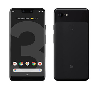 Google Pixel 3 XL - 64GB  4GB RAM  4G LTE  Just Black