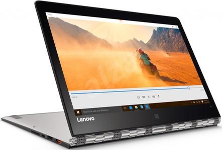 Lenovo Ideapad Yoga 900 Core i7 6560U - 2.2Ghz 8GB 512GB SSD 13.3 Touch Screen QHD 2 in 1 Win10 Silver (Open Box)