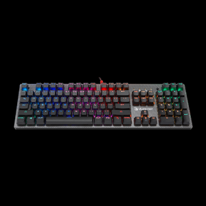 Bloody B810R Light Strike RGB Animation Gaming Keyboard