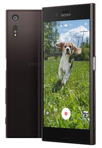 Sony Xperia XZ SOV34 AU Carrier (4G  64GB  Mineral Black)