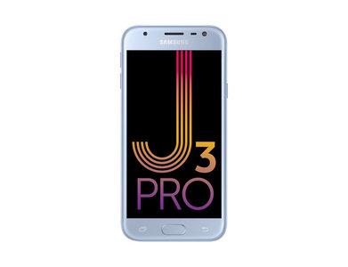 Samsung Galaxy J3 Pro 2017 (4G  32GB  Blue Silver)