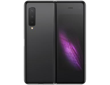 Samsung Galaxy Fold AT&T (4G  12GB  512GB  Cosmos Black) Non-PTA