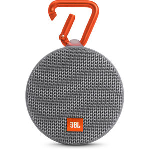 JBL Clip 2 Wireless Bluetooth Speaker - (GRAY)