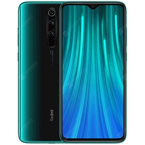Xiaomi Redmi Note 8 Pro (4G  6GB RAM  64GB ROM  Forest Green) With 1 Year Official Warranty