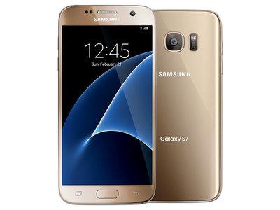 Samsung Galaxy S7 G930 Sprint (32GB  Gold) American Used Stock