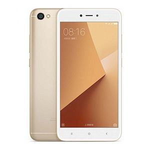 Xiaomi Redmi Note 5A Dual Sim (4G  2GB RAM  16GB ROM  Gold) 1 Year Official Warranty