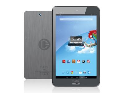 Dany Genius Tab Q3 Quadcore (Wi- Fi  16GB) Black