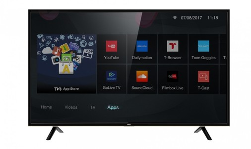 TCL 32 32S62 SMART HD READY LED TV (2 Year Official Warranty)