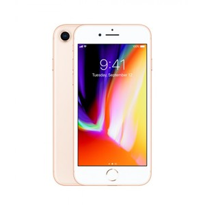 Apple iPhone 8 (4G  64GB  Gold) Without Facetime 1 Year Official Warranty