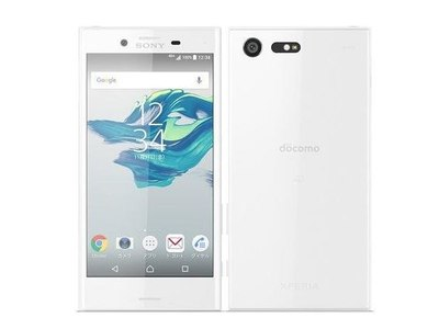 Sony Xperia X Compact Docomo (4G  3GB RAM  32GB  White) American Used Stock