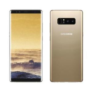 HBL Deal Samsung Galaxy Note 8 N950FD Dual Sim (4G  6GB RAM  64GB ROM  Maple Gold)