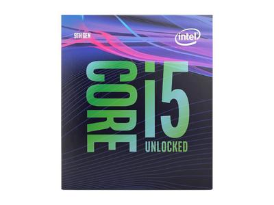 Intel® Core™ i5-9600K 3.7Ghz 9th Generation Processor (9M Cache  up to 4.60 GHz) - Tray - 1 Year Warranty