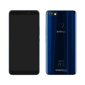Infinix Note 5 Dual Sim (4G  4GB RAM  64GB ROM  Blue) 1 Year Official Warranty