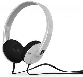 Skullcandy S5URGY-336 In-Ear Headphone - White