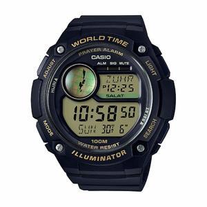 Casio Youth Series CPA-100-9AVDF Mens Watch-Black