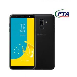Samsung Galaxy J8 J810FD Dual Sim (4G  4GB RAM  64GB ROM  Black) 1 Year Official Warranty