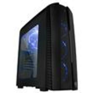 Thermaltake Versa N27 Window Mid-tower Chassis - Black