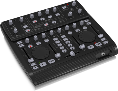 Behringer B-CONTROL DEEJAY BCD3000 Next-Generation DJ Machine—Play  Mix  Perform and Scratch Your MP3 Files like Vinyl Records