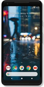 Google Pixel 2 XL (4G  4GB RAM  128GB ROM  Just Black)