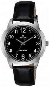 Titan Analog Watch For Mens - 1585SL08