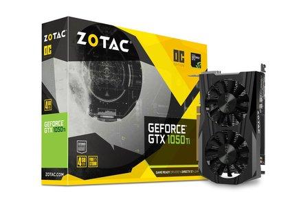 ZOTAC Nvidia GTX 1050TI 4GB