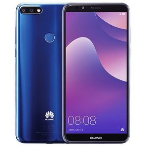 Huawei Y7 Prime 2018 Dual Sim (4G  3GB  32GB  Blue) 1 Year Official Warranty